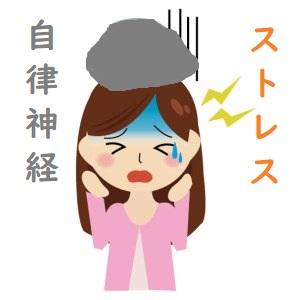 自律神経による症状と治療について